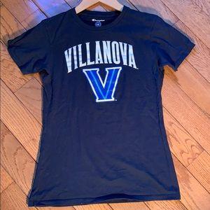 Champion Villanova University Graphic Tee Shirt
